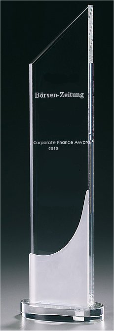 Der Corporate Finance Award der Börsen-Zeitung