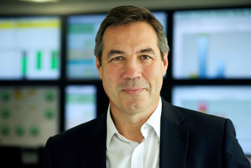 Mark Hemsley, CEO Cboe Europe