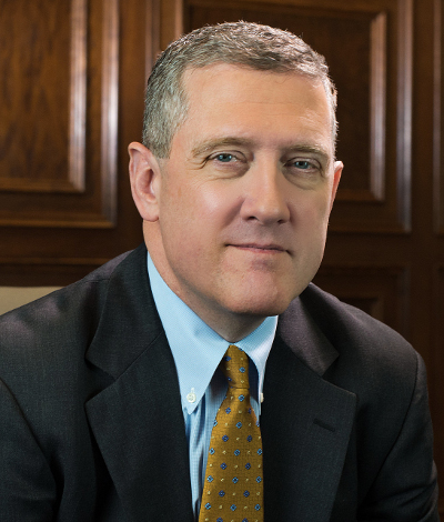 James Bullard, President and CEO, Federal Reserve Bank of St. Louis