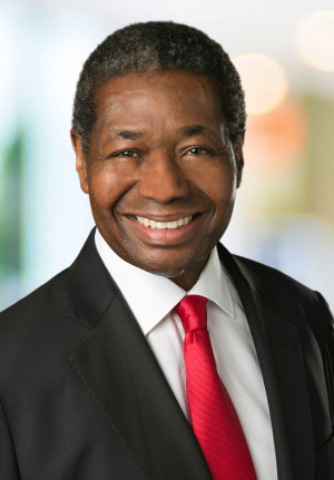 Larry Thompson, Vice-Chairman of DTCC and Chairman of the Board of DTCC Deriv/SERV