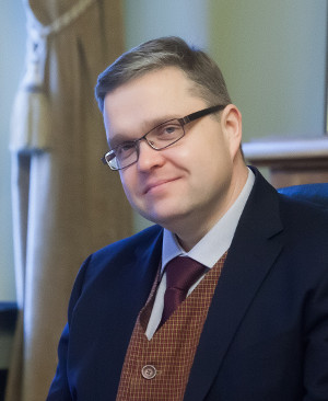 Vitas Vasiliauskas, Chairman of the Board of the Bank of Lithuania and Member of the Governing Council of the European Central Bank (ECB)