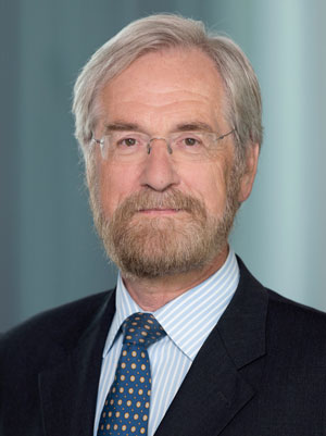 Peter Praet, Member of the Executive Board of the ECB